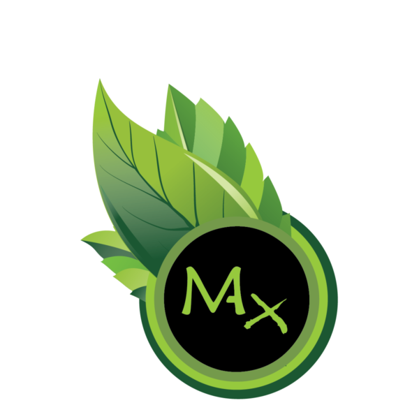 Max's Degrees Herbs Logo